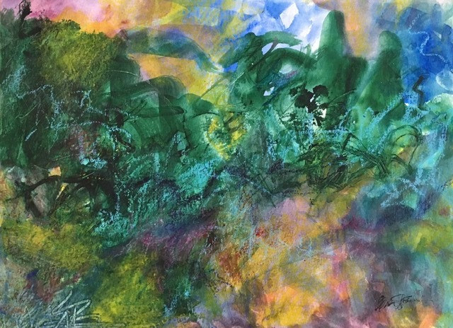 "Elena Stone, ""Cloud Forest"""