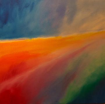 "Gwen Frankfeldt, ""Rainbow Mist"""