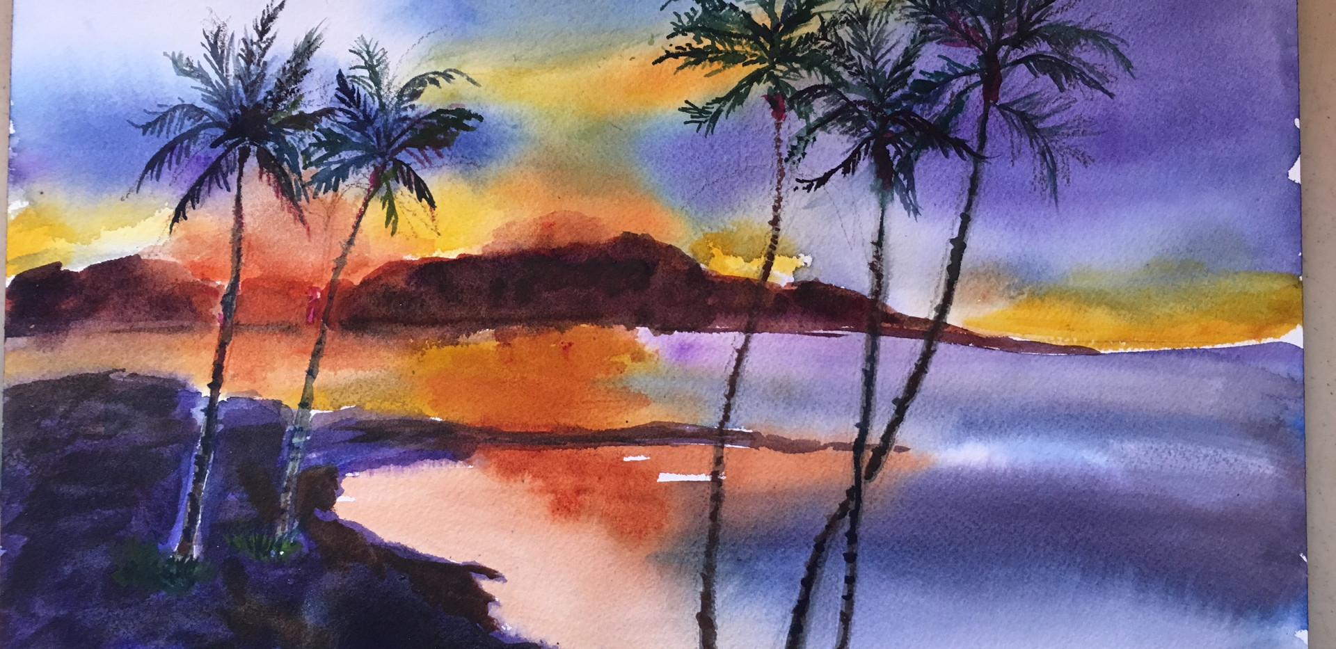 "Gail Francine Liebhaber, ""Sunset Song"""