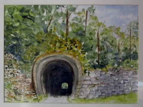Deborah Silverstein, Staple Bend Tunnel