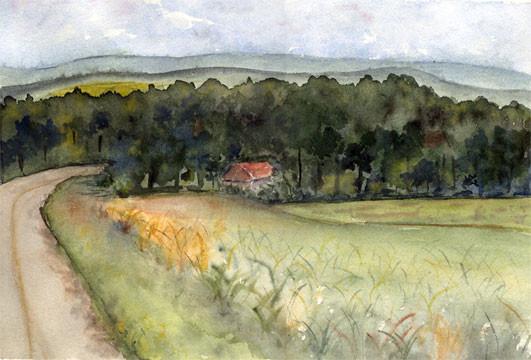 Deborah Silverstein, Pennsylvania Farm