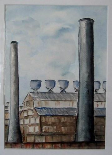 Deborah Silverstein, Factory Stacks