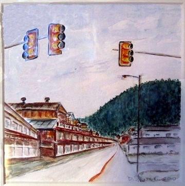 Deborah Silverstein, Mill By the Mountain