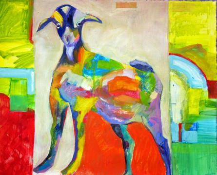 "Joan Green, ""Goat"""