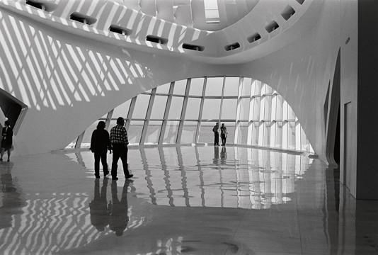 "John Heymann, ""Milwaukee Art Museum"""