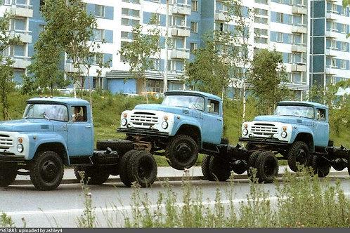 Технический осмотр грузовиков с РММ свыше 3,5 тонн, но не более 12 тонн вкл.