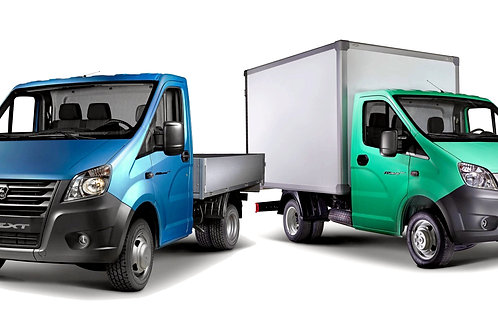 Технический осмотр грузовых автомобилей с РММ до 3,5 тонн включительно
