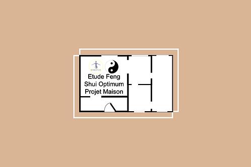 Etude Feng Shui Optimum construction maison (+RDV visio)