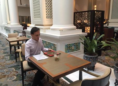 L'expertise de notre maitre occidental Feng Shui formé en Asie reconnue par le magazine mariecla