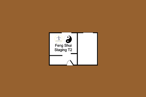 Feng Shui Staging T2 (+RDV domicile)