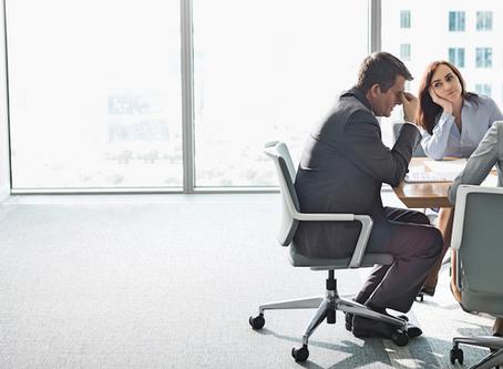 Fatigue et ennui s'invitent déjà en salle de réunion ???