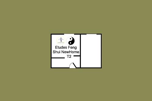 Etudes Feng Shui NewHome T2 (+RDV domicile)