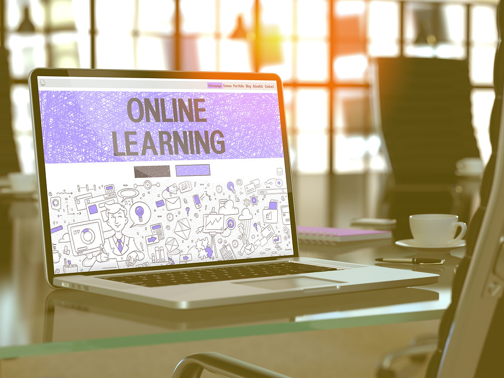 Blended learning accessible n'importe où