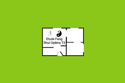 Etude Feng Shui Optima T3 (+RDV visio)