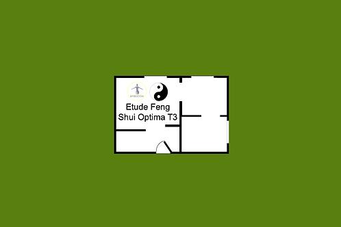 Etude Feng Shui Optima T3 (+RDV domicile)
