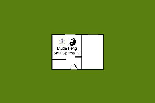 Etude Feng Shui Optima T2 (+RDV domicile)