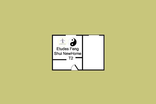 Etudes Feng Shui NewHome T2 (+RDV visio)