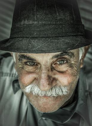 The Lottery man @Jabal Weibdeih. Amman.