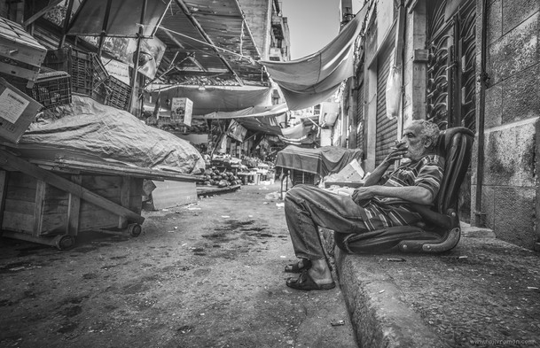 Downtown Market. Amman.