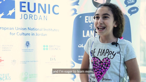 The Europe Day of Languages 2019 AMMAN