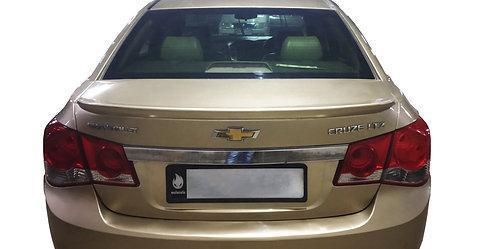 Chevrolet Cruze Lip Spoiler