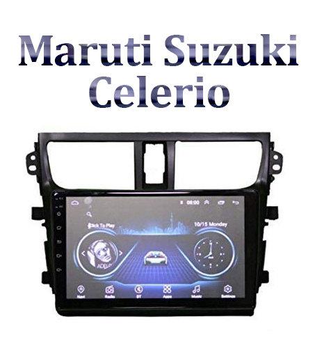 Maruti Suzuki Celerio 9 Inch Full HD Music System Dashboard