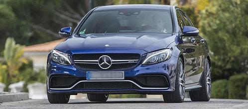 Car Body Kit - Mercedes-Benz C Class 2015 to 2019 AMG Upgrade kit