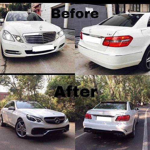 Mercedes E Class Upgrade Kit 2009-2012 to 2015-2016