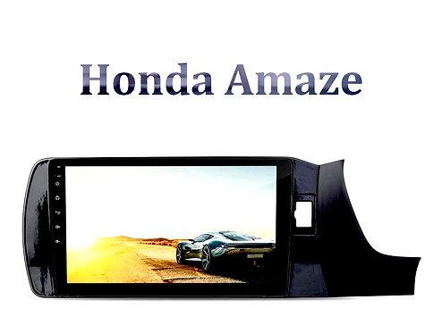 Honda Amaze 2017-2020 9 Inch Full HD Music System Dashboard