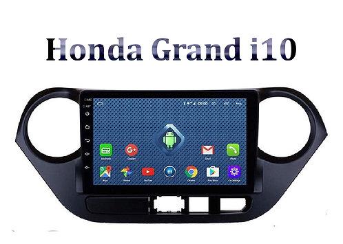 Hyundai Grand i10 9 Inch Full HD Music System Dashboard