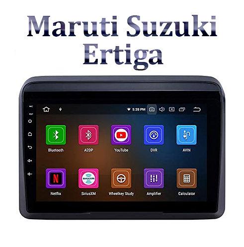 Maruti Suzuki Ertiga 9 Inch Full HD Music System Dashboard