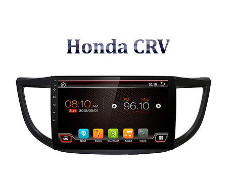 Honda CRV 2014 to 2017 9 Inch Full HD Music System Dashboard