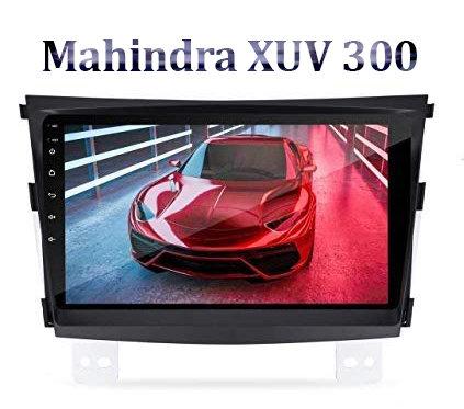 Mahindra XUV 300 9 Inch Full HD Music System Dashboard