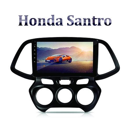 Honda New Santro 9 Inch Full HD Music System Dashboard