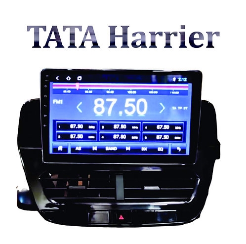 TATA Harrier 9 Inch Full HD Music System Dashboard