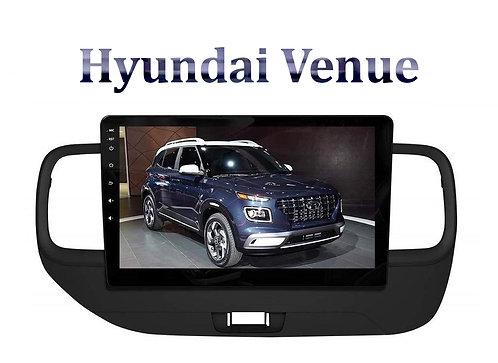 Hyundai Venue 9 Inch Full HD Music System Dashboard