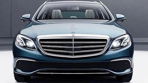 Mercedes E Class Bumper Assembly 2017 onwards