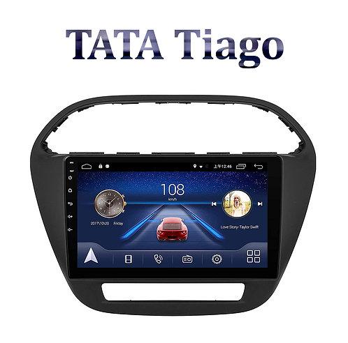TATA Tiago 9 Inch Full HD Music System Dashboard