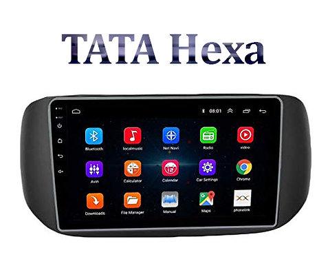 TATA Hexa 9 Inch Full HD Music System Dashboard