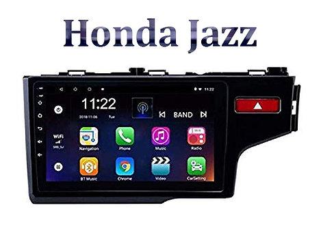 Honda Jazz 9 Inch Full HD Music System Dashboard
