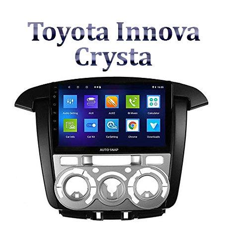 Toyota Innova Crysta 9 Inch Full HD Music System Dashboard