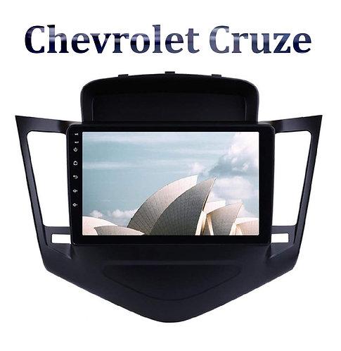 Chevrolet Cruze 10.1 Inch Full HD Music System Dashboard