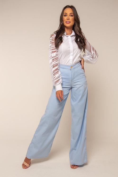 Calça Pantalona Nina Morena