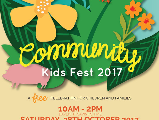 Community KidsFest!!!