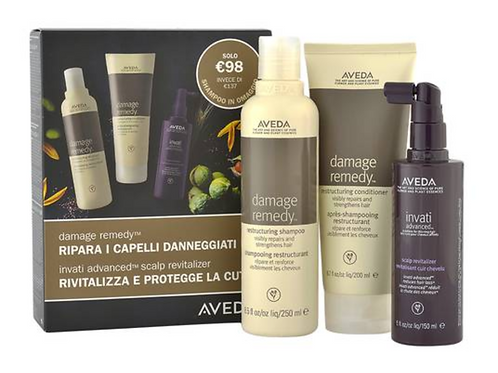 Damage remedy™ kit ristrutturante shampo omaggio
