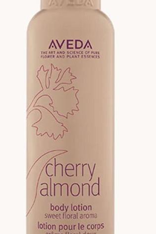 Cherry almond body lotion 200 ml
