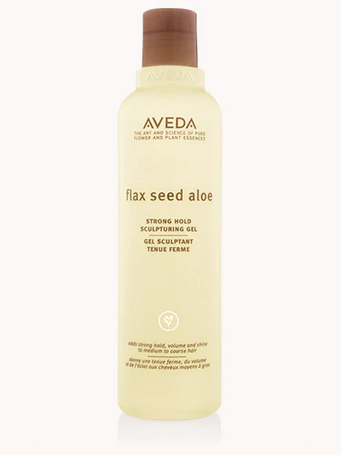 Flax seed aloe strong hold sculpturing gel 250 ml