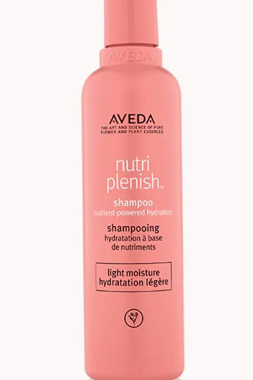 Nutriplenish™ hydrating shampoo light moisture 250 ml