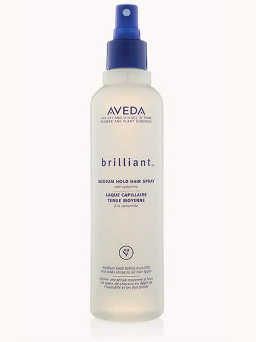 Brilliant™ medium hold hair spray 250 ml
