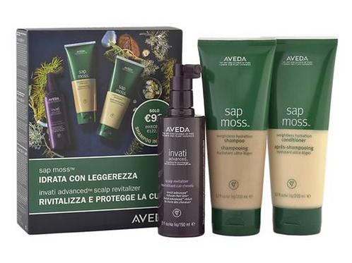 sap moss™ kit idratante shampo omaggio